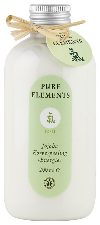 BIO JOJOBA TELOVÝ PEELING Pure Elements 200 ml